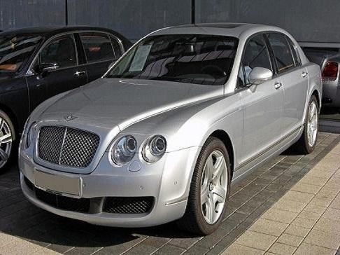 Cho thuê xe 4 chỗ VIP Bentley
