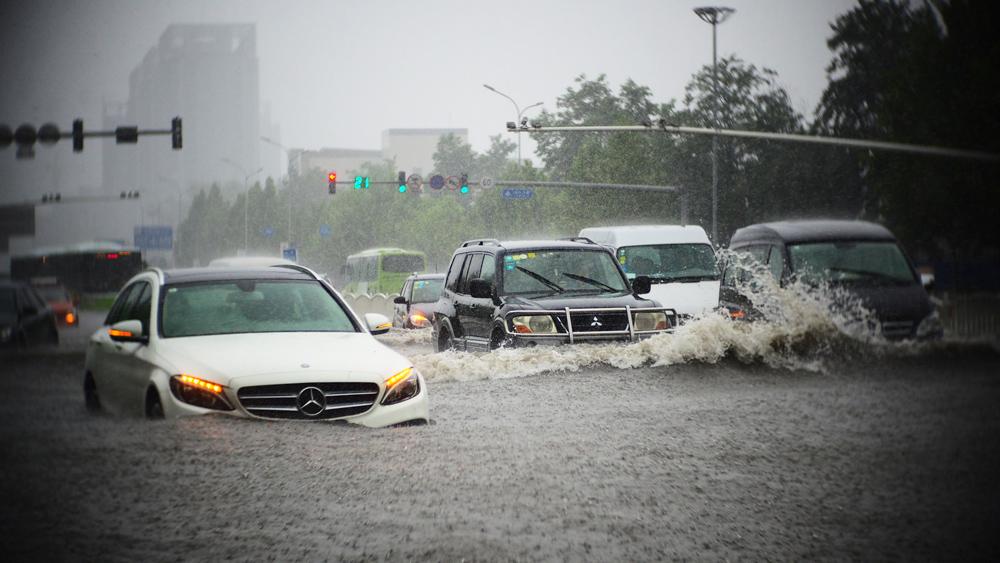 xe bị ngập nước thì phải làm thế nào