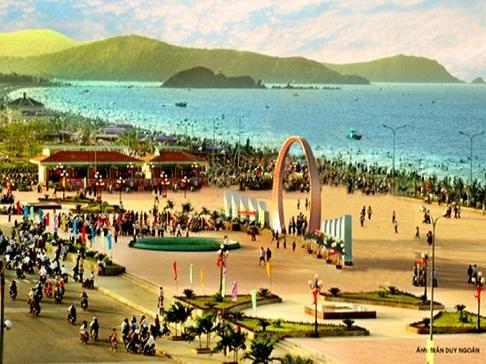 Cho thuê xe đi biển Cửa Lò du lịch Nghệ An