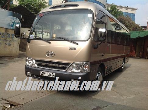 Dịch vụ cho thuê xe du lịch đi Lào Cai - Sapa chuyên nghiệp