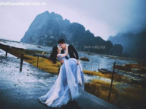 Địa điểm chụp ảnh cưới tuyệ đẹp - Tràng An, Ninh Bình