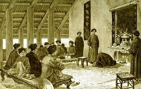 Lễ cưới của người Việt Nam - Phong tục và lễ nghi thời xưa